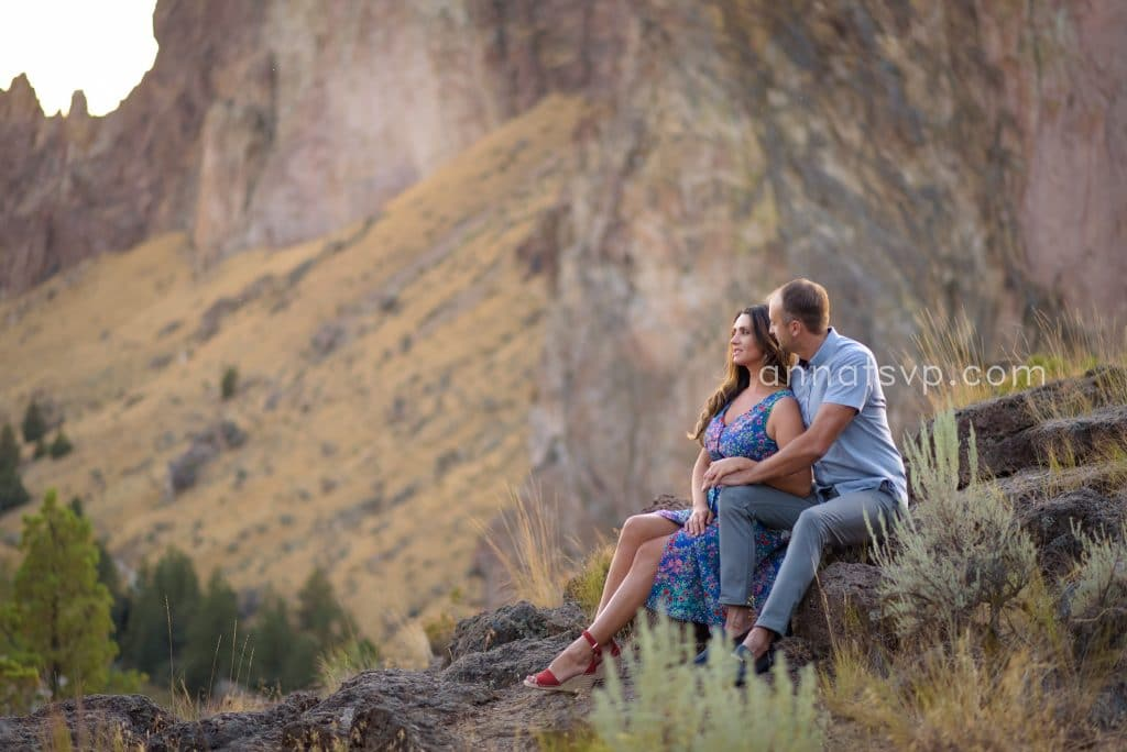 Smith Rock family session
